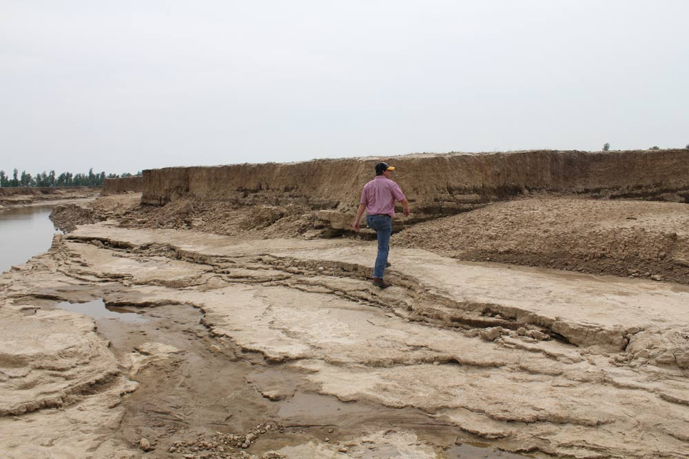 Flood Damage in Southeast Missouri